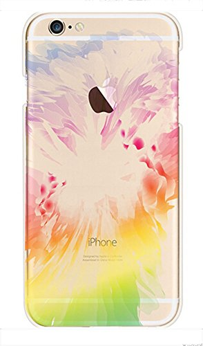 iphone-7-custodiaiphone-7-trasparente-coverrichoose-iphone-7-gradiente-di-colore-di-pendenza-del-mod
