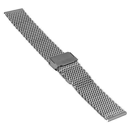 bracelet-de-montre-en-acier-inoxydable-maille-milanaise-mesh-20813-22-mm