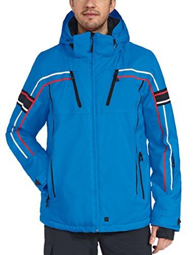 Maier Sports Herren Skijacke Wengen, Strong Blue, 56, 110012