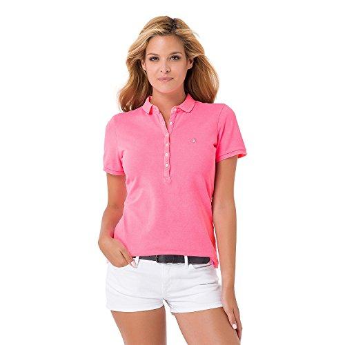 Gaastra -  T-shirt - Donna rosa Medium