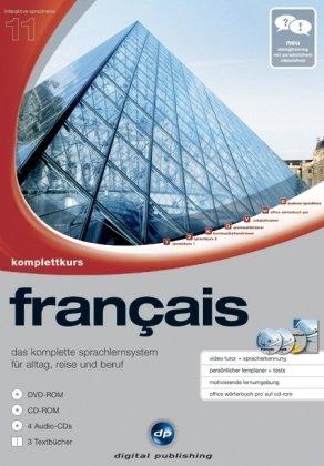 Interaktive Sprachreise 11: Komplettkurs Französisch