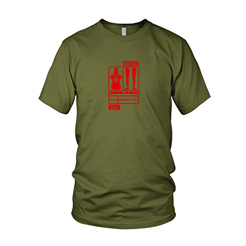 The Black Knight - Herren T-Shirt Army