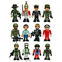 Character Options Armed Forces Micro Figures (Styles May Vary)
