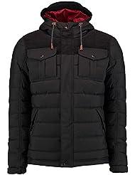 O 'Neill Crank Jackets, hombre, Crank jacket, Black Out