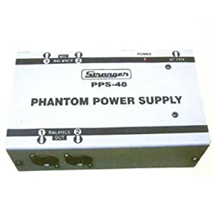 Stranger Phantom Power Supply Unit - PPS48