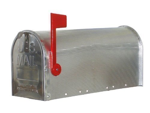 Amerikanischer Briefkasten - US Mailbox (incl. Montagestange)