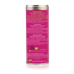 Jardins De GaÏa - JARDINS DE GAÏA - Zoulou Digest Tube 100 g - Rooibos Parfumé (Epices digestives)