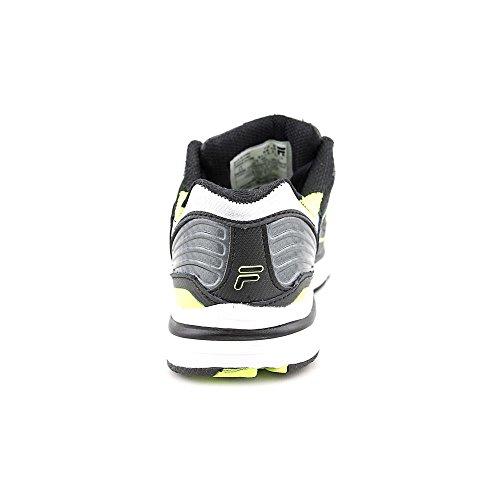 Fila Simulite 3 Hommes Synthétique Chaussure de Course Blk-Negrn-Wht
