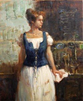 Sylvia Trybek: Tavern Maid [DVD]