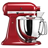 Kitchenaid Küchenmaschine Artisan 4,8L Empire Rot