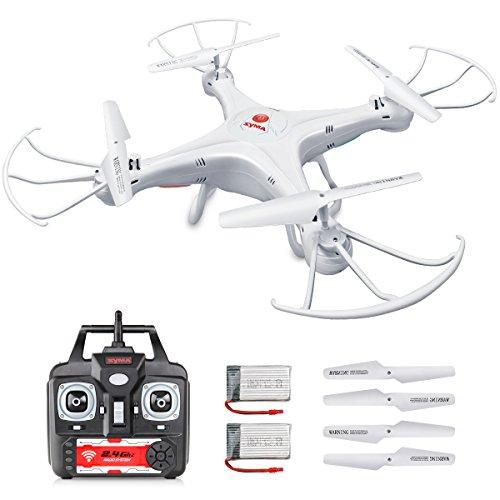 Syma X5A-1 2.4Ghz 4CH 6-Achsen-Gyroskop RC Quadrocopter Spielzeuge RTF Stabil Kopflosmodus Drohne Ohne Kamera Ferngesteuerte Flugzeuge