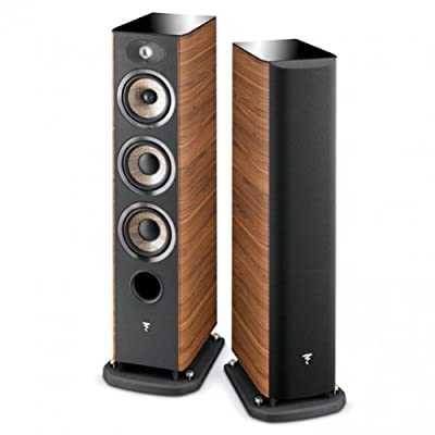 "Focal Aria 926 Walnut loudspeaker - loudspeakers (Speaker set unit, 3-way, Floor, Closed, 2.54 cm (1""), 16.5 cm (6.5"")) occasione su Polaris Audio Hi Fi"