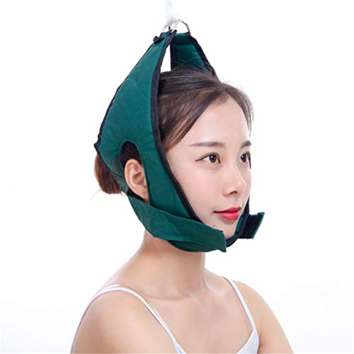 Over The Door Neck Traction Device Neck Stretcher for Neck Pain Relief, Cervical Traction Kit for Cervical Traction Fixation Fixation (Cervical Traction Kit)