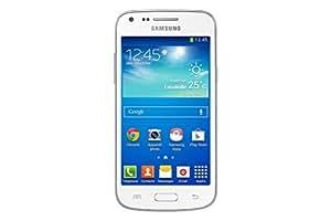 samsung sm g3500 galaxy core plus smartphone compact blanc high tech. Black Bedroom Furniture Sets. Home Design Ideas
