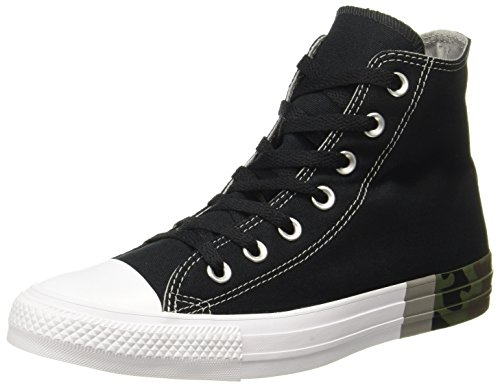 Converse Men's Black Sneakers - 11 UK/India (45 EU)(159549C)