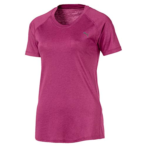 Puma Damen A.C.E. Raglan Tee T-Shirt, Magenta Haze, XL