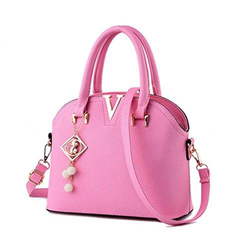 XibeiTrade - Sacchetto Ragazza donna Pink