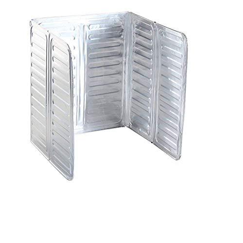 EQLEF® Protector Aceite Cocina Aluminio contra Escudo