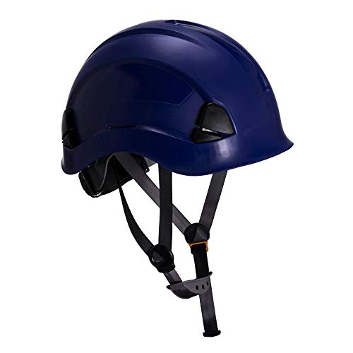 Portwest ps53rbr serie PS53 altura Endurance casco, Regular, color azul