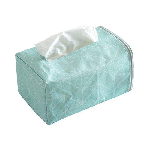 AMDUDU Caja para Toallitas Faciales, Caja para pañuelos de papel ...