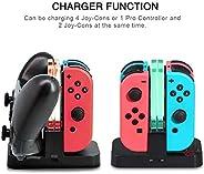 Charging Dock For Nintendo Switch Joy-con & Pro Contro