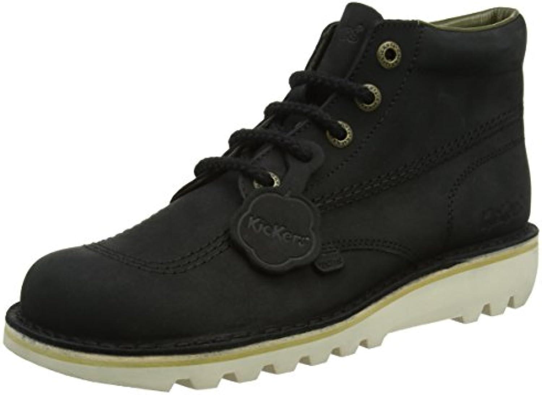 Kickers Herren Kick Hi Klassische StiefelKickers Herren Klassische Stiefel Schwarz Billig und erschwinglich Im Verkauf