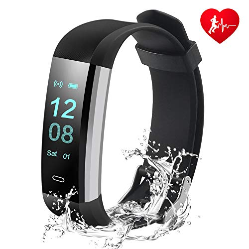 Husan pulsera deporte Fitness smartband reloj pulsómetro
