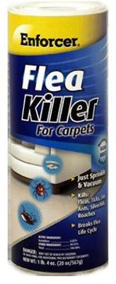 Enforcer 20 Unzen FLOH- Killer für Teppich, Duftrichtung Ozeanbrise (Läuse-killer)
