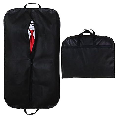 Costumes Le 60 - Sparksor 101,6cm Noir respirant Housse Costume Sac