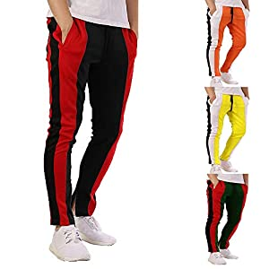 UJUNAOR Herren Sport Freizeithose Sweatpants Strandhosenmit Stretch Regular Fit Männer Gym Trainingshose Jogging-Hose bis 3XL