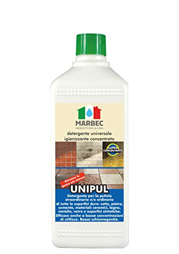 Marbec - UNIPUL 1LT   Detergente Universale igienizzante concentrato