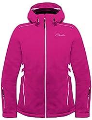 Dare2b Womens/Ladies Work Up Waterproof Breathable Padded Ski Jacket