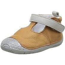 Babybotte Zik1 - Patucos de Otra Piel Bebé-Niñas, Blanco (