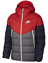 more photos 13e20 9b755 Nike Sportswear - Herren Jacke (Mehrfarbig)