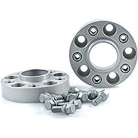 10mm Rad LK: 5x112 NLB: 66,6mm 12168E/_24/_4250891963717 SilverLine Spurverbreiterung HA 20mm Achse