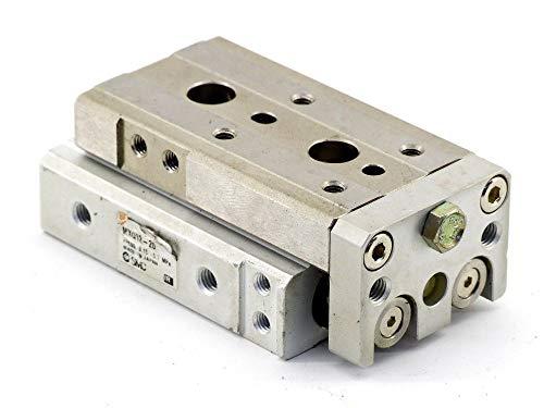 SMC MXQ12-20 Pneumatischer Kompaktschlitten Druckluft Hub 20 MM Kolben-Ø= 12 MM