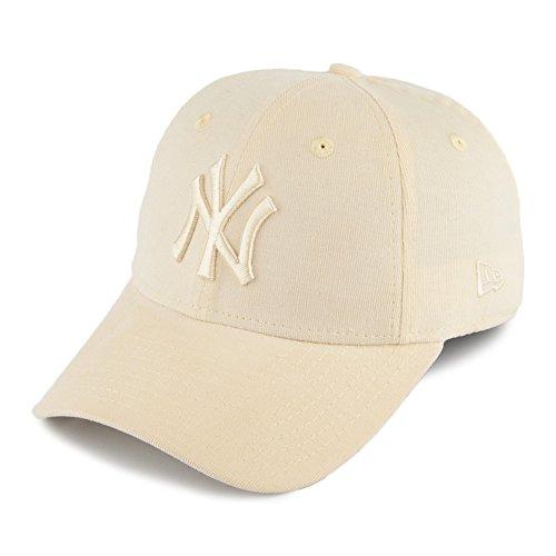 New Era Micro Cord 940Neyyan Cap Linie New York Yankees Erwachsene, Unisex, weiß (WHI) - New York Cord