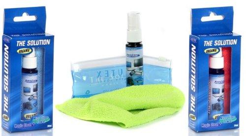 MAGIC CLEAN KIT DI PULIZIA PROFESSIONALE TV PLASMA MONITOR TFT/LCD Spray+Panno