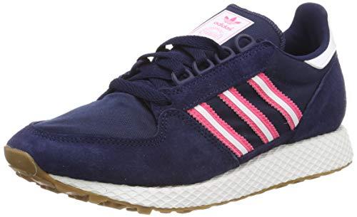 adidas Herren Forest Grove Fitnessschuhe, Mehrfarbig (Multicolor 000), 41 1/3 EU - Schuhe Adidas Klassiker