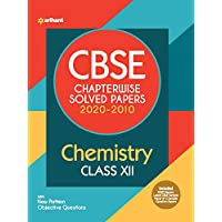 CBSE Chemistry Chapterwise Solved Papers Class 12 for 2021 Exam
