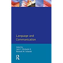 Language and Communication (Applied Linguistics and Language Study)