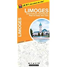 Limoges : 1/10 000, avec livret