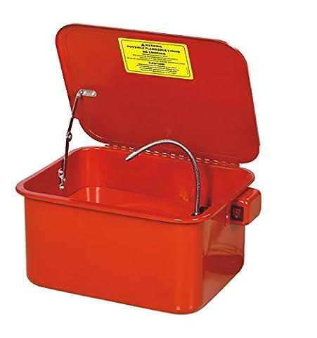 Hilka 84995505 Bench Parts Washer