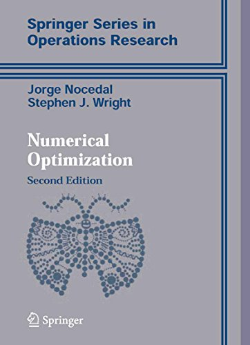 Numerical Optimization (Springer Series in Operations Research and Financial Engineering) (English Edition)