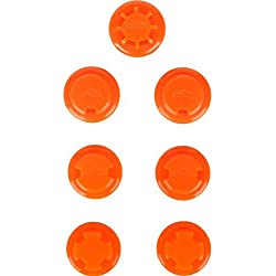 Elevation Training Mask 2.0 Resistance Caps and Valves - Orange