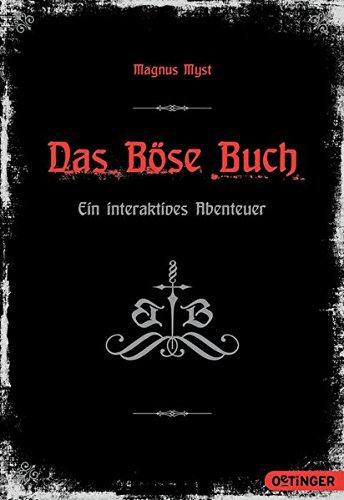 Preisvergleich Produktbild Das Böse Buch: Ein interaktives Abenteuer