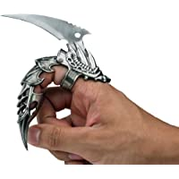 BladesUSA Mc-1026 Fantasy Ring Knife 5.5-Inch Overall