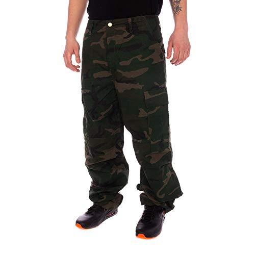 Carhartt Camo Hose (Carhartt Hose Cargo Pant camo Combat Gre Größe: 32 Länge: 32 Farbe: cam.com/gr)