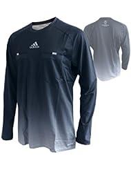 Adidas REF 14 UCL Schiedsrichter Trikot Champions League Referee Fußball grau NEU