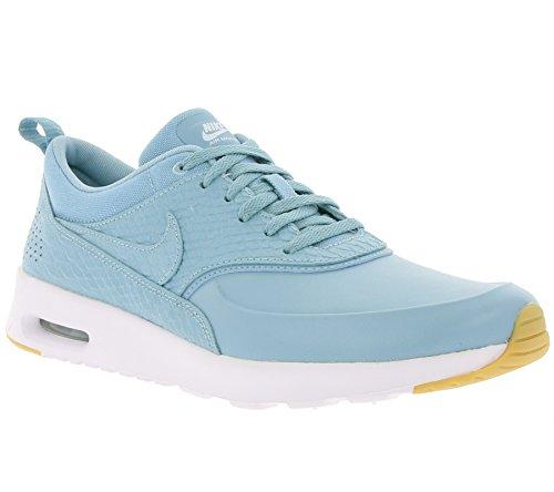 Nike Air Max Thea Premium Sneaker Scarpe per donna Blau